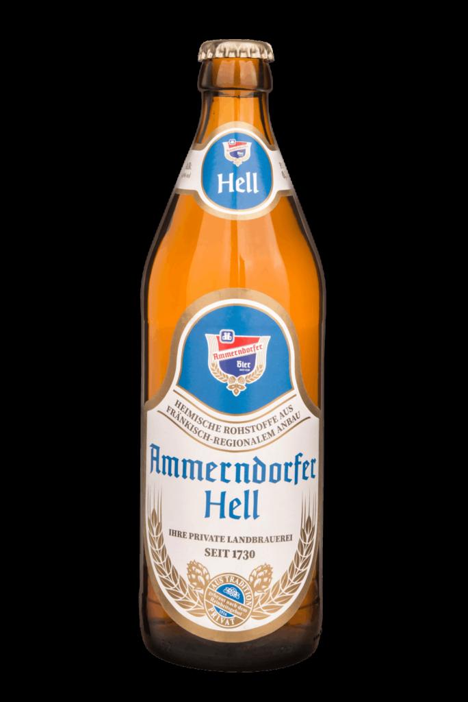 Ammerndorfer Helles Bier Flasche