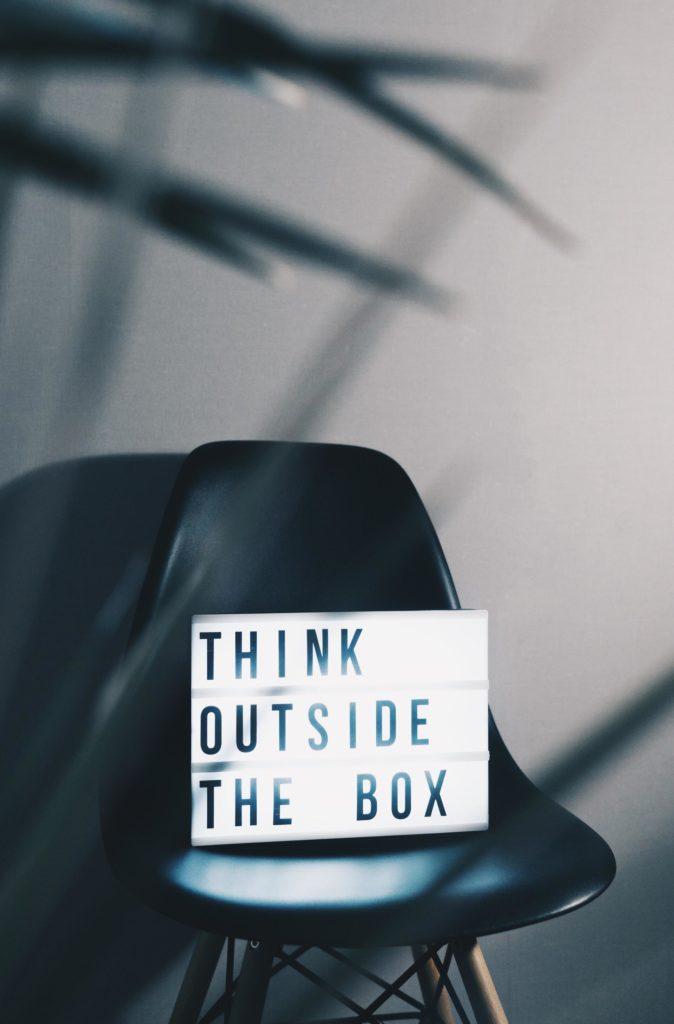 Wer eine gute Marke kreieren möchte muss ums Eck denken