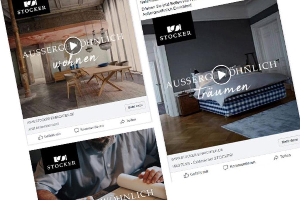 BESONDERS SEIN ist mit der Webseite für Stocker für den Detuschen Preis der Onlinekommunikation 2019 nominiert