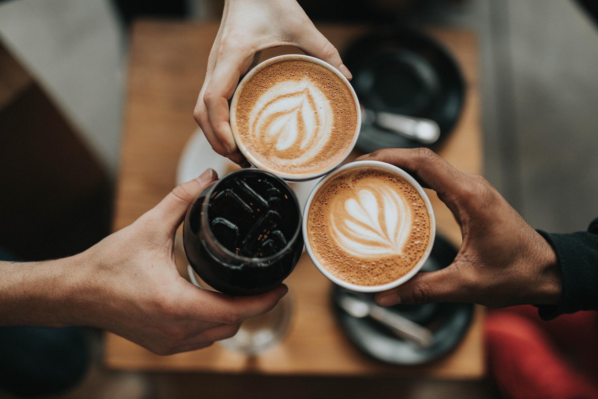 Zwei Kaffee eine Cola - Teamentwicklung heißt auch Anpassungen vorzunehmen