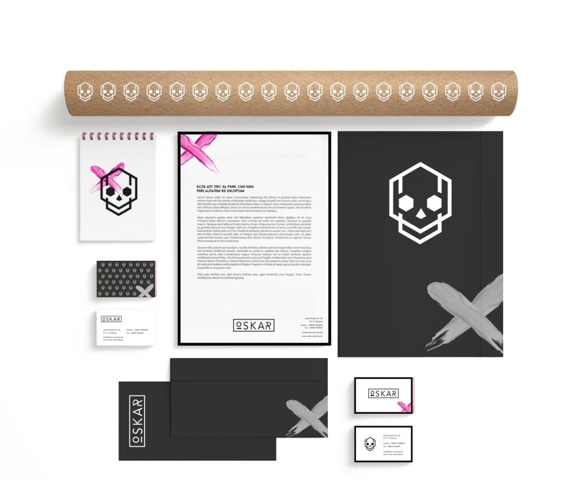 print-merchandising-oskar-catering-design-besonders-sein