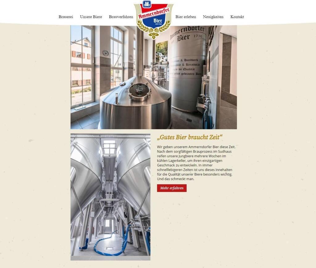 Sudkessel Ammerndorfer Brauerei