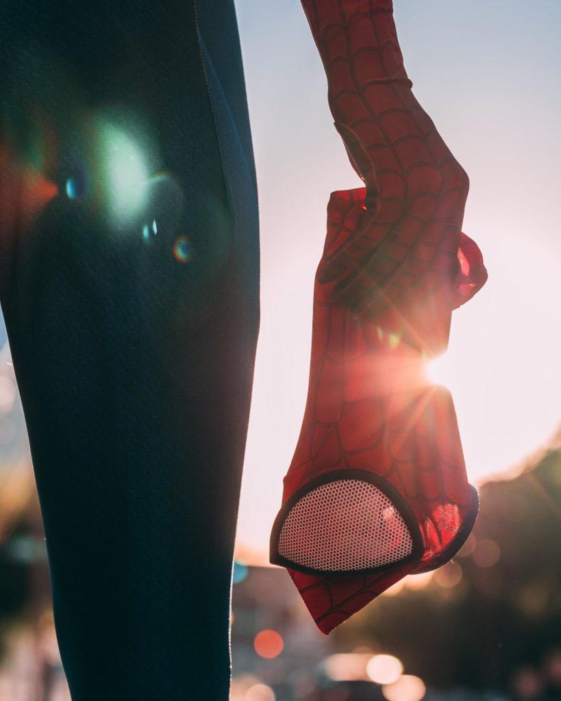 Superhelden und Storytelling passen zueinander