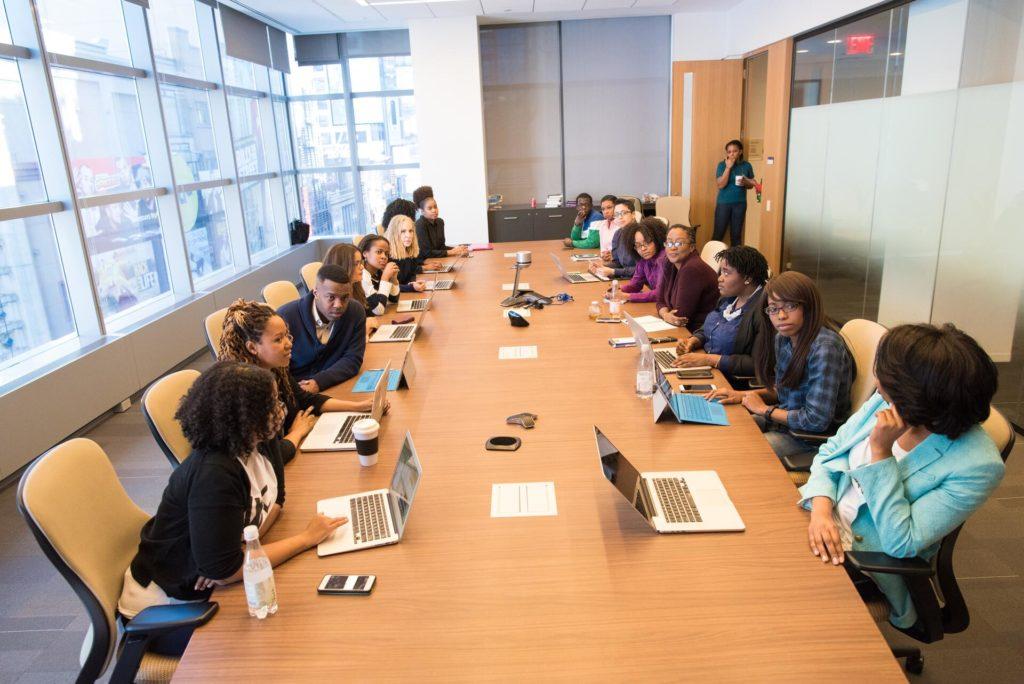 Teamentwicklung mit Gruppendiskussion