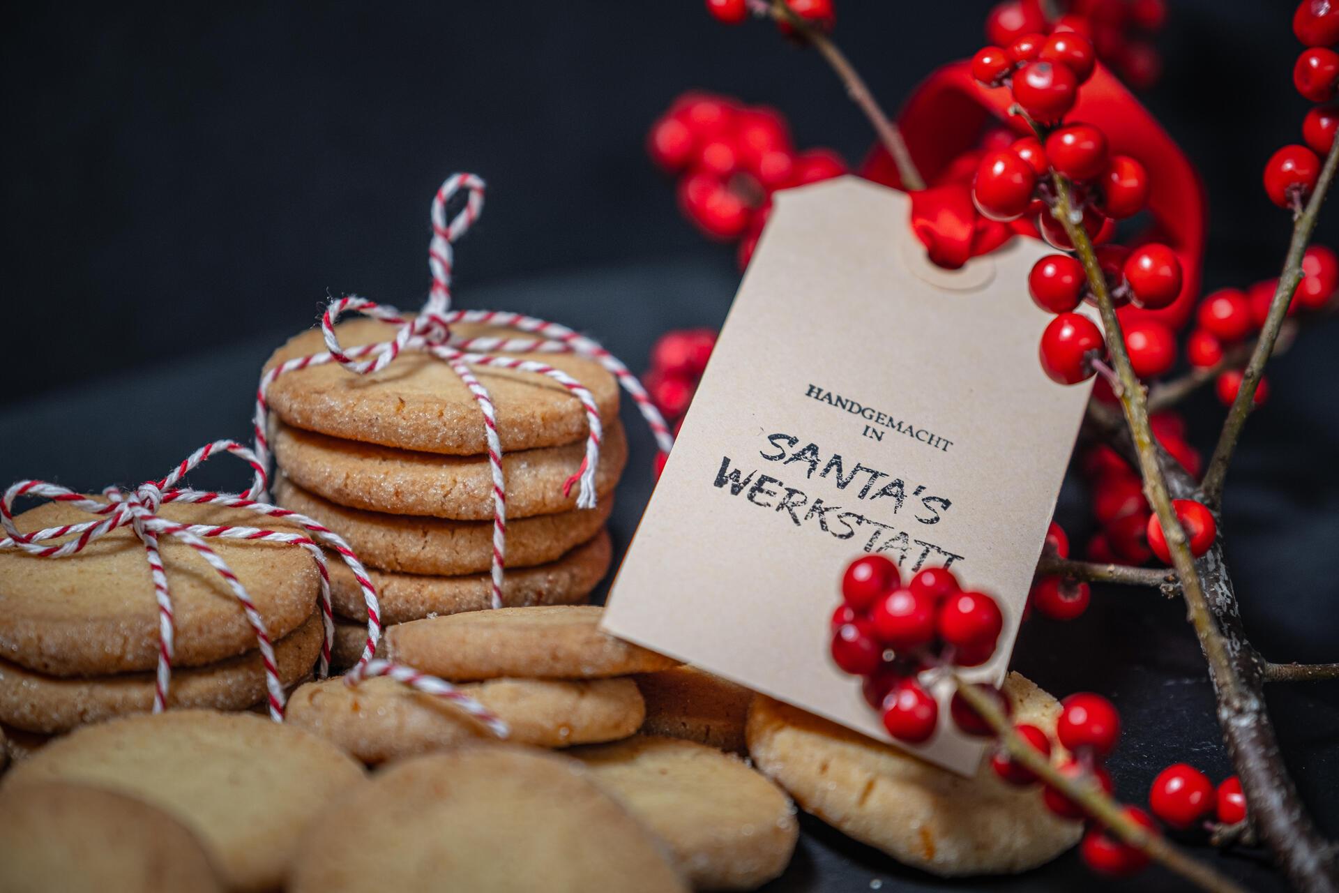 Weihnachten Plätzchen BESONDERS SEIN
