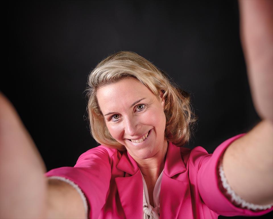 Daniela Köhler Geschäftsführerin der besten Werbeagentur Nürnbergs