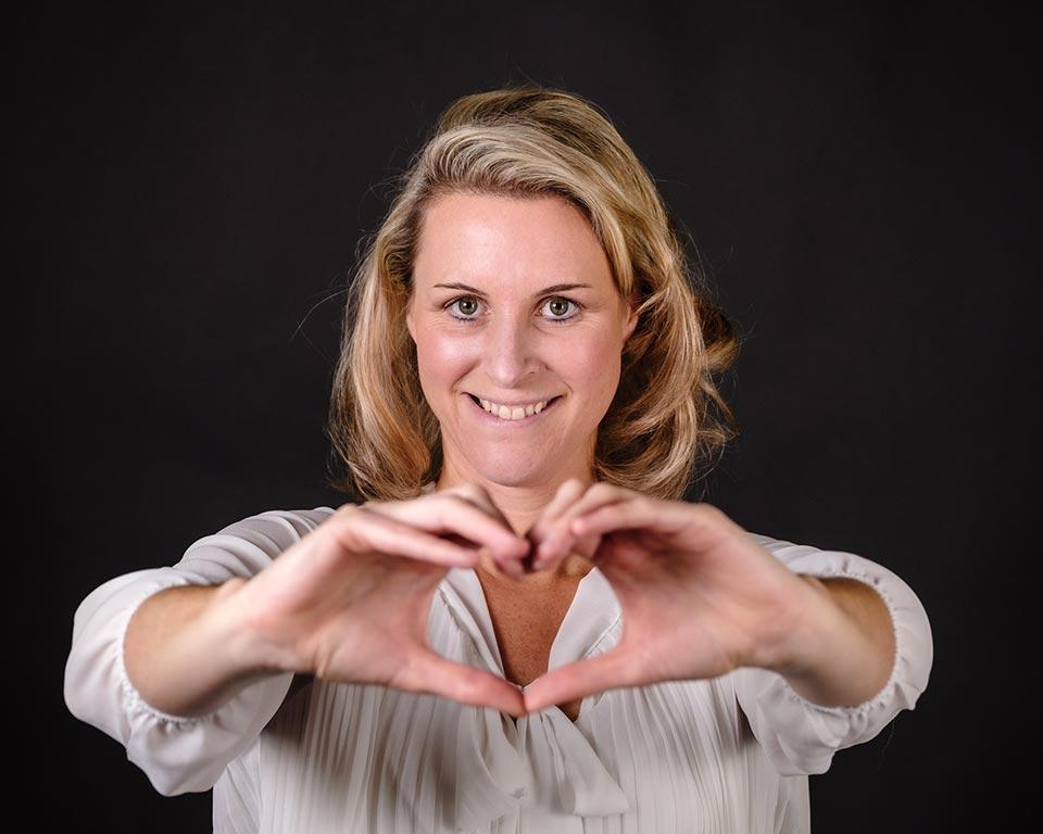 Daniela Köhler Geschäftsführerin der besten Werbeagentur Nürnbergs BESONDERS SEIN