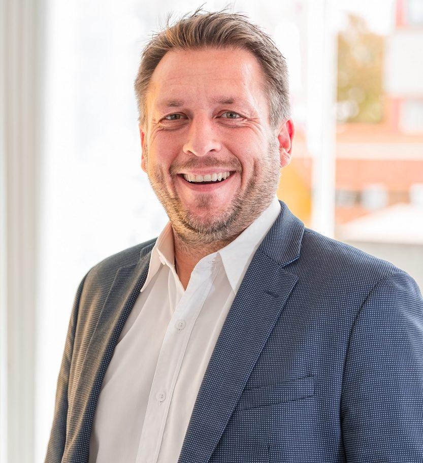 Daniel Köhler ist Geschäftsführer von BESONDERS SEIN