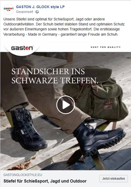 GASTON_Jagd_Stiefel schwarz_Screenshot dekstop