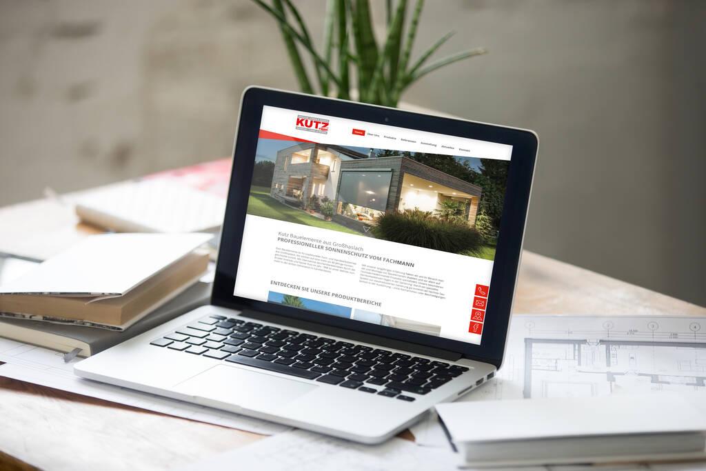 kutz-online-marketing-website