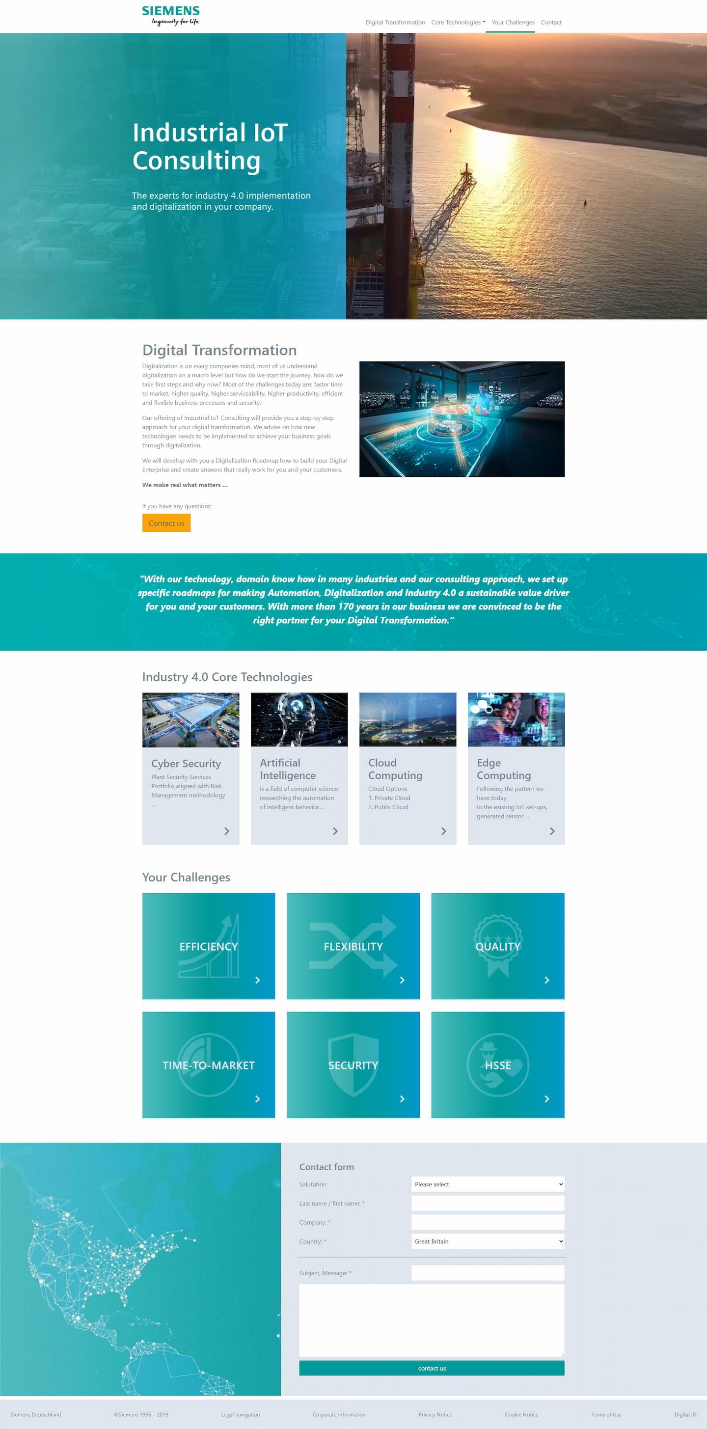 siemens-iot-webdesign