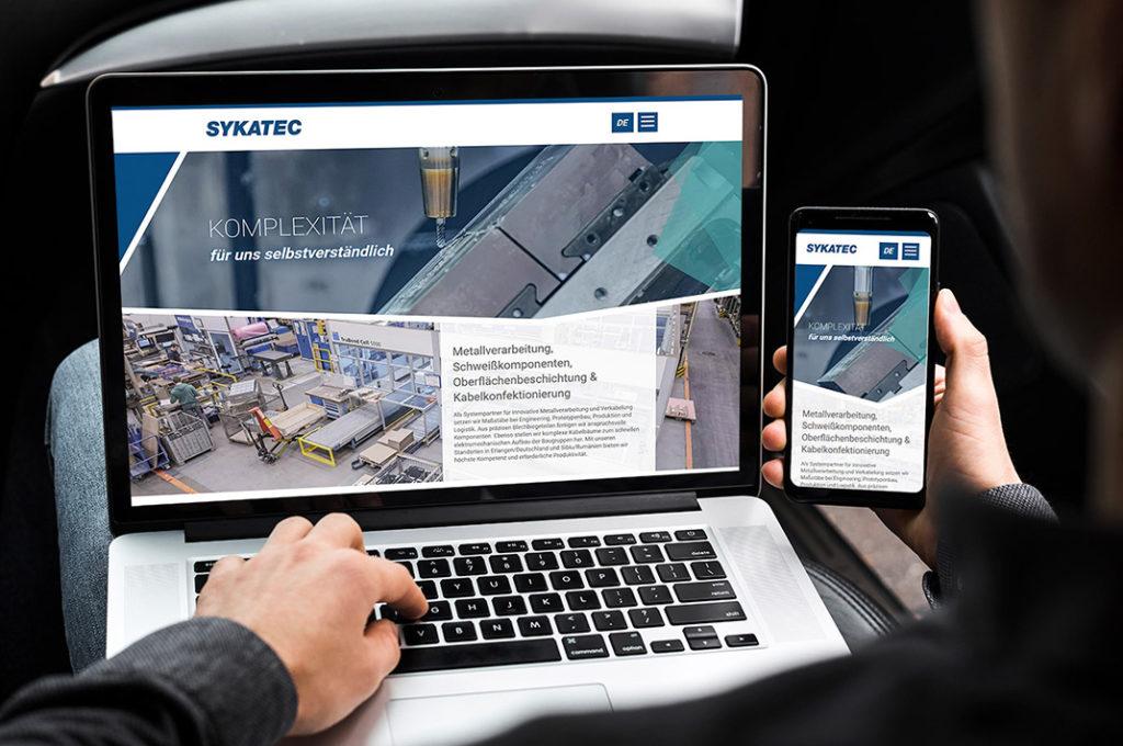 sykatec-responsive-webdesign