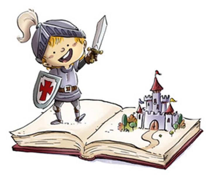 Kinderbücher erzählen von Helden